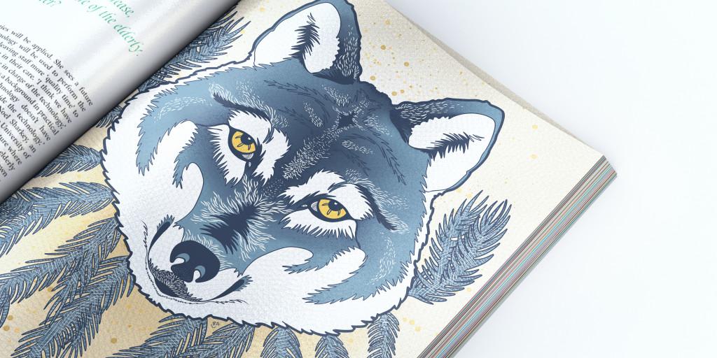 book wolf