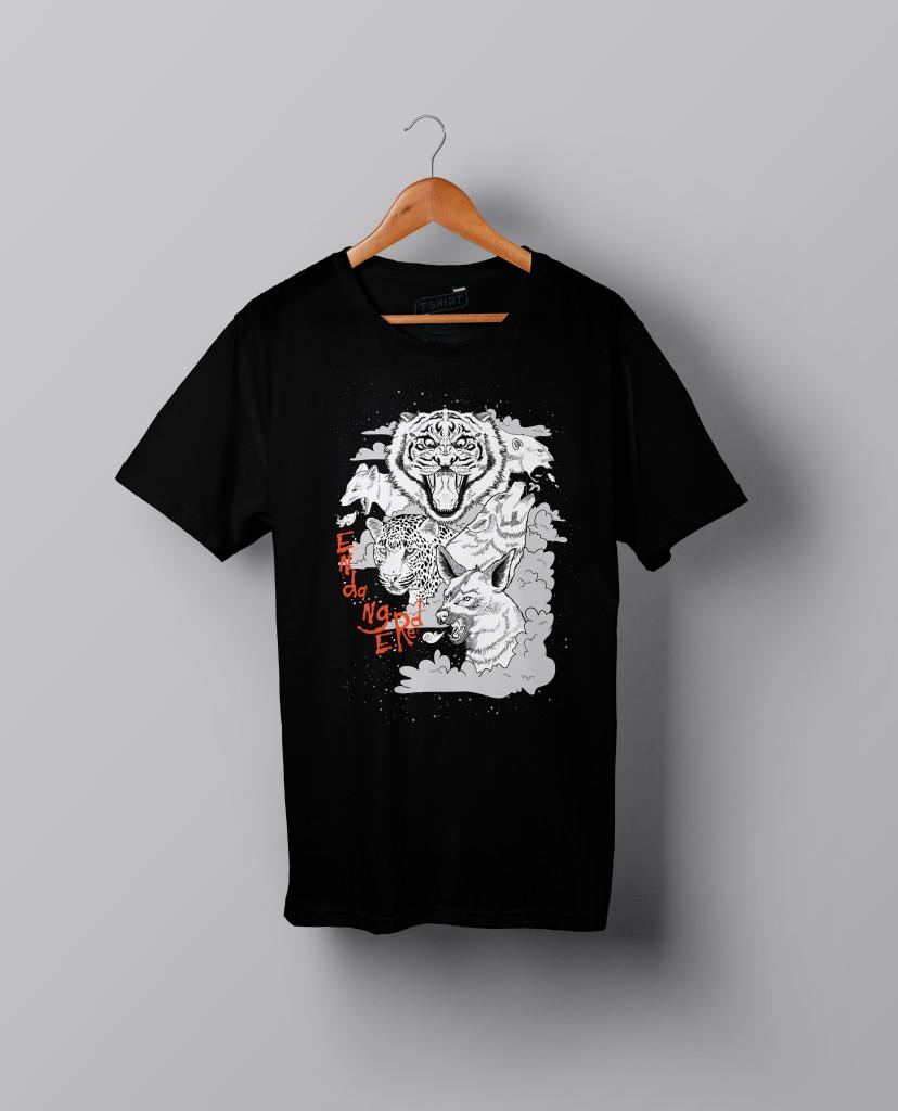 Endangered t-shirt 1